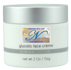 Glycolic (& Lightening) Cream